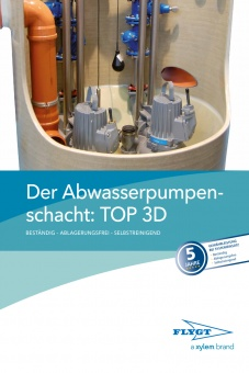 Abwasser­pumpen­station